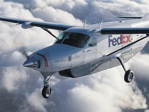 Plane Cessna 208 Caravan