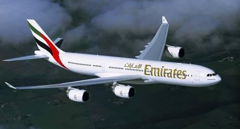plane airbus a340