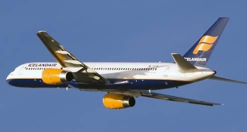 plane boeing b757