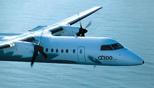 plane bombardier dash 8 200 300 rh smartcockpit com SMARTCOCKPIT 757 B737 Systems