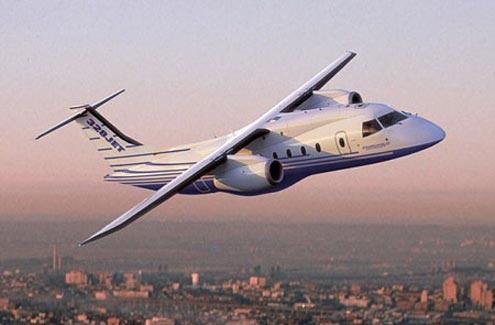 Plane Dornier Dornier 328 Jet